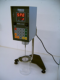 5xHBTDV-II High Viscosity Brookfield Viscometer