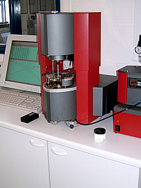Reologica ViscoTech Controlled Stress Rheometer