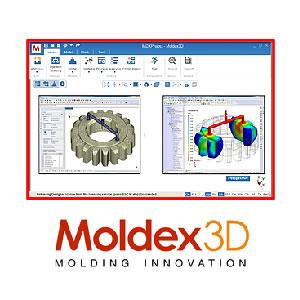 CoreTech Moldex 3D